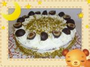 Mozart-Torte - Rezept