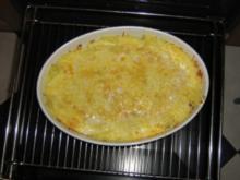 Empadao de Carne com Batata-Doce - Rezept