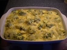 Kartoffel Brokkoli Gratin - Rezept