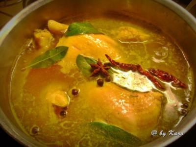 Asia: Grippekiller Hühnersuppe - Rezept