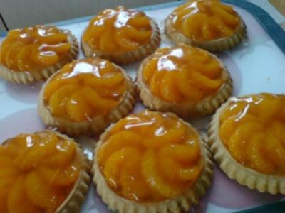 Mandarinen-Torteletts - Rezept