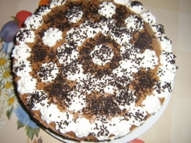 Pavlova mit Kaffe - Rezept