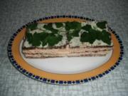 Käse-Brotkuchen - Rezept