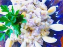 SALAT: Heringsalat Pommerscher - Rezept