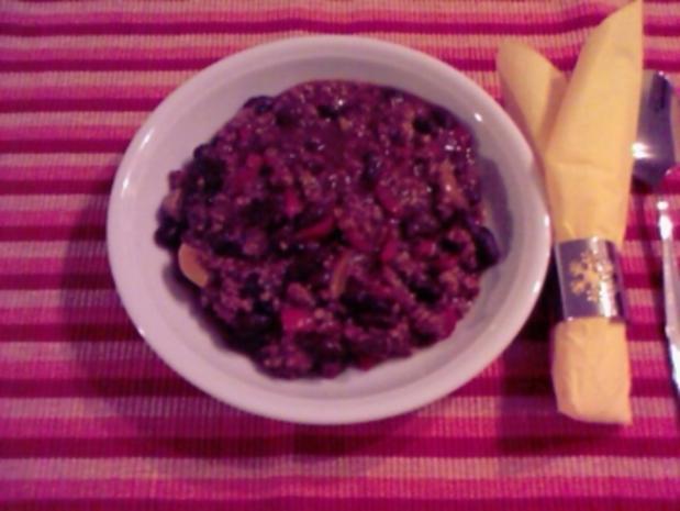 Chilli con carne a la Wanda - Rezept