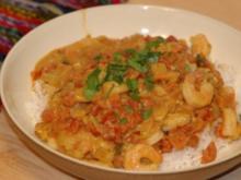 Goan Shrimp Curry - Rezept
