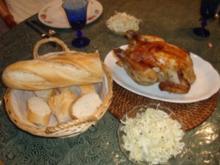 Hauptgericht - Geflügel - Gefülltes Hähnchen - Rezept