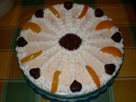 Philadelphia-Multivitamin-Torte - Rezept