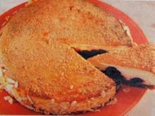 Käse Kirschkuchen - Rezept