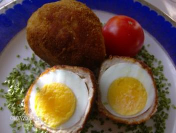 Schottische Eier - Rezept