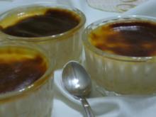 türkischer gebräunter reispudding (Sütlac) - Rezept