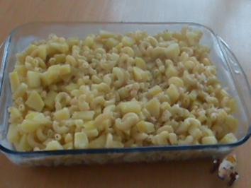 Käse-Kartoffel Auflauf - Rezept