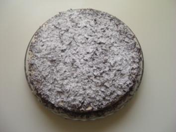 TORTE: UNGARISCHE SCHOKOLADENTORTE - Rezept