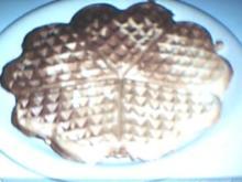 Buttermilch-waffeln - Rezept