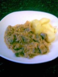 Mutters Szegediner Gulasch - Rezept