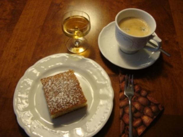 *Kuchen - Mascarpone-Ecken - Rezept