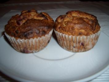 Muffin mit Obst - Rezept
