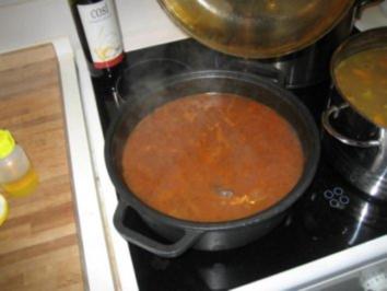 Vegetarische Bratensauce - Rezept - Bild Nr. 2
