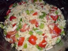 Herbstlicher Reissalat - Rezept