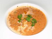 Pizzasuppe - Rezept