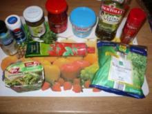 Marinade für Grillfleisch - Rezept