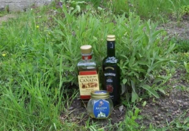 Putenkeulen in Salbei Wiskybeize - Rezept