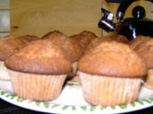 Mega ~ Nutella ~ Muffins - Rezept