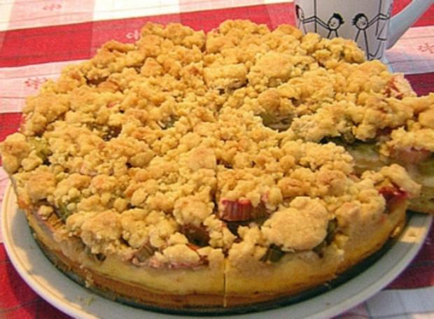 Allerbester Rhabarberkuchen♥ - Rezept - Bild Nr. 6