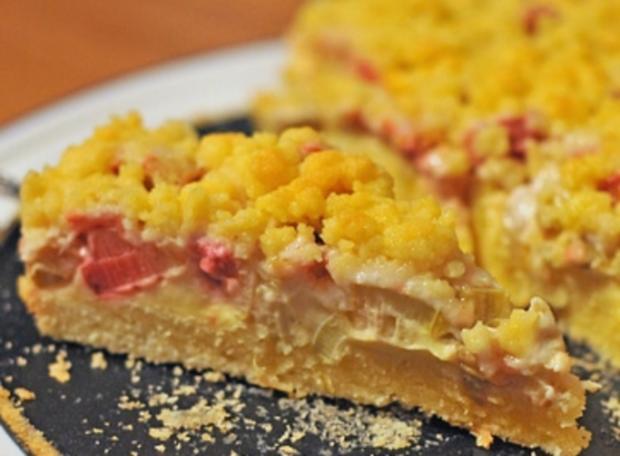 Allerbester Rhabarberkuchen♥ - Rezept - Bild Nr. 5