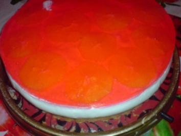 Orangen-Sahne-Torte - Rezept