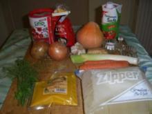 Tomaten/Gemüsesuppe-Thaistyle - Rezept