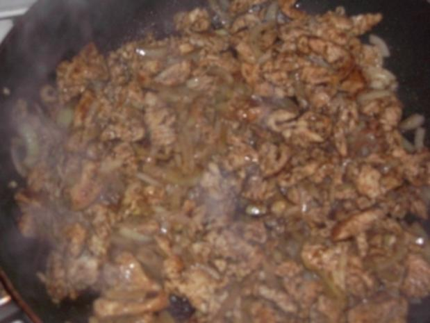 Puten-Pfannen-Gyros - Rezept