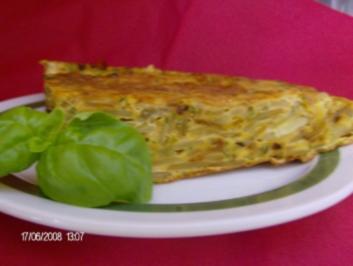 Spanien - Tortilla - Rezept