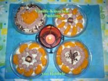 Dessert: Vanille-Küsschen-Pudding - Rezept