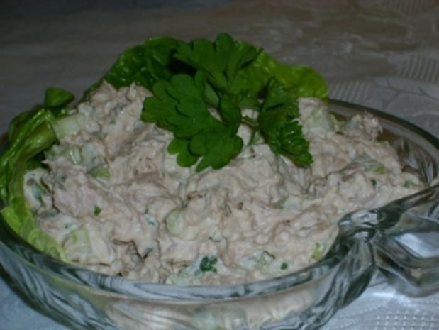 Thunfischsalat mit Biss>> - Rezept