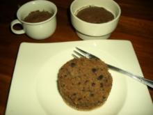 Muffins : Schoko-Muffins mit Ingwer - Rezept