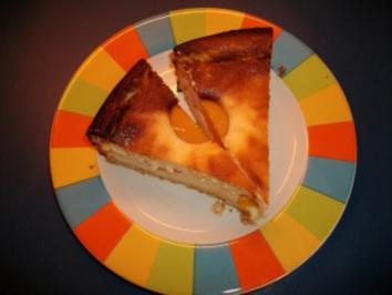 Käsekuchen - Rezept