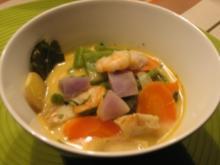Asiatischer Fisch-Gemüse-Topf - Rezept