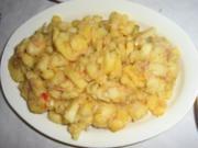 Kartoffel Salat - Rezept