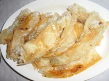 Kreis Pita mit Reis - Rezept