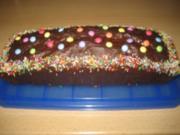 blitzschneller Schoko-Kuchen - Rezept