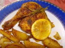 Hähnchen Marokko - Rezept