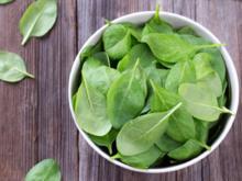 Spinat einfrieren: So geht es richtig - Tip