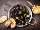 Fast Food für Gourmets: Muscheln zubereiten - Tip