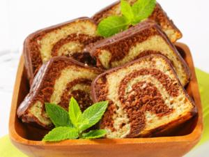So Gelingt Marmorkuchen Mit Ol Tipp Kochbar De
