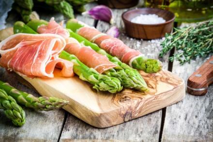 So vielseitig können Sie grünen Spargel zubereiten - Tip