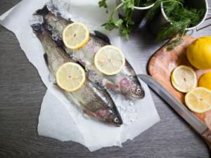 Forelle in der Pfanne braten: Fisch auf die traditionelle Art - Tip