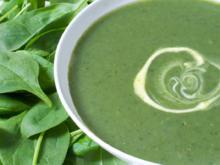 Frischen Spinat ganz leicht zubereiten - Tip