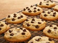 Wie Sie Cookies richtig backen - Tip