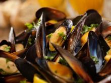 Muscheln kochen – einfacher als vermutet - Tip